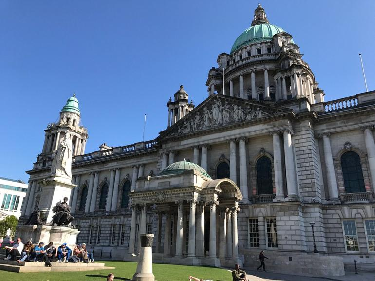 Giant's Causeway & Belfast City Day Tour from Dublin