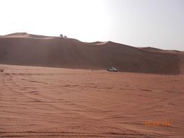 4 x 4 Dune bashing in Dubai , Freya - September 2017