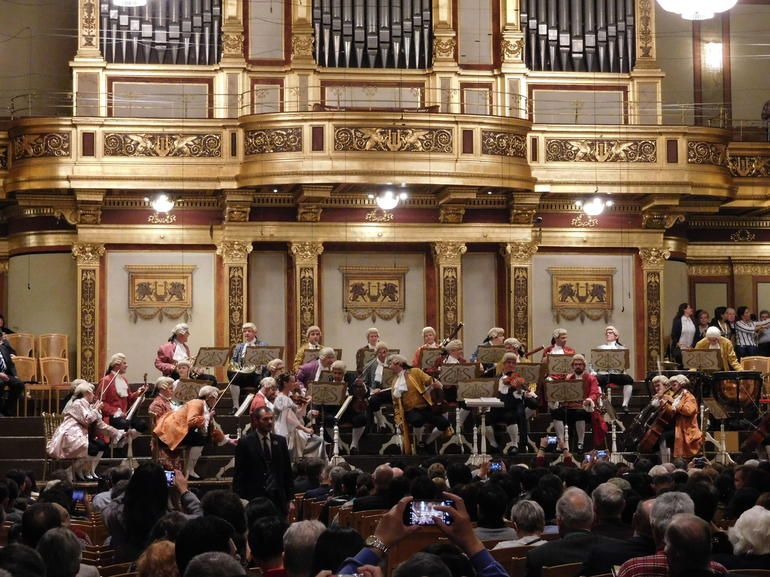 Vienna Mozart Evening: Gourmet Dinner and Concert at the Musikverein photo 11