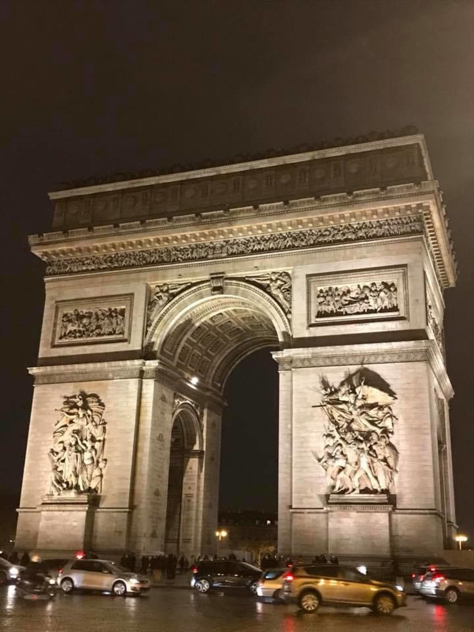 MORE PHOTOS, Skip the Line: Arc de Triomphe Including Terrace Access Ticket