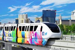 Las Vegas Monorail Ticket, Viator Insider - January 2018