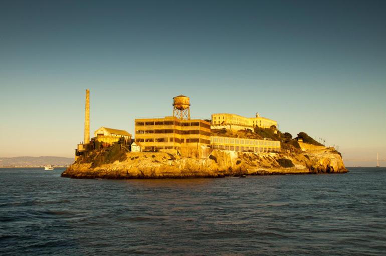 Alcatraz Island - San Francisco