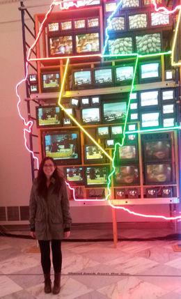 Very cool neon display - December 2014
