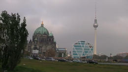 The Berliner Dom! - February 2012