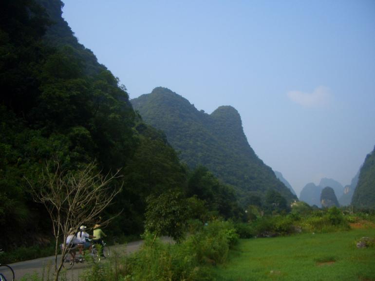 Biking - Yangshuo