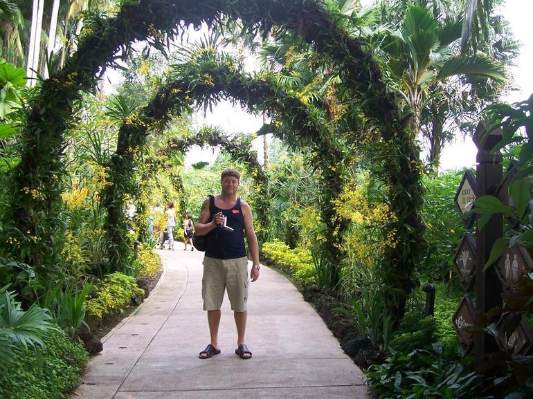 Botanical Gardens - Singapore