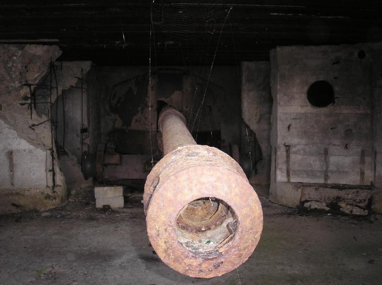 Bunker on Omaha beach - Bayeux