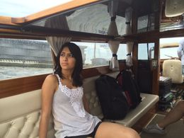 Indo para Veneza através do Grande Canal , Catia V - July 2015