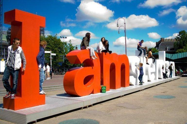 I AMsterdam - Amsterdam
