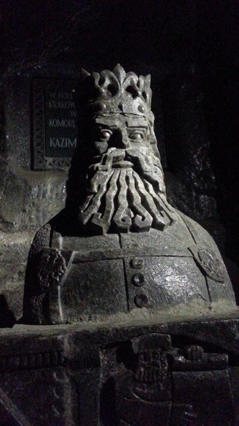 King's Statue - Krakow