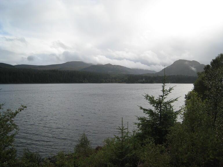 Loch Laggan - Edinburgh