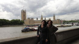 My favorite building in London...Parliament House!, Travel Mom - July 2011