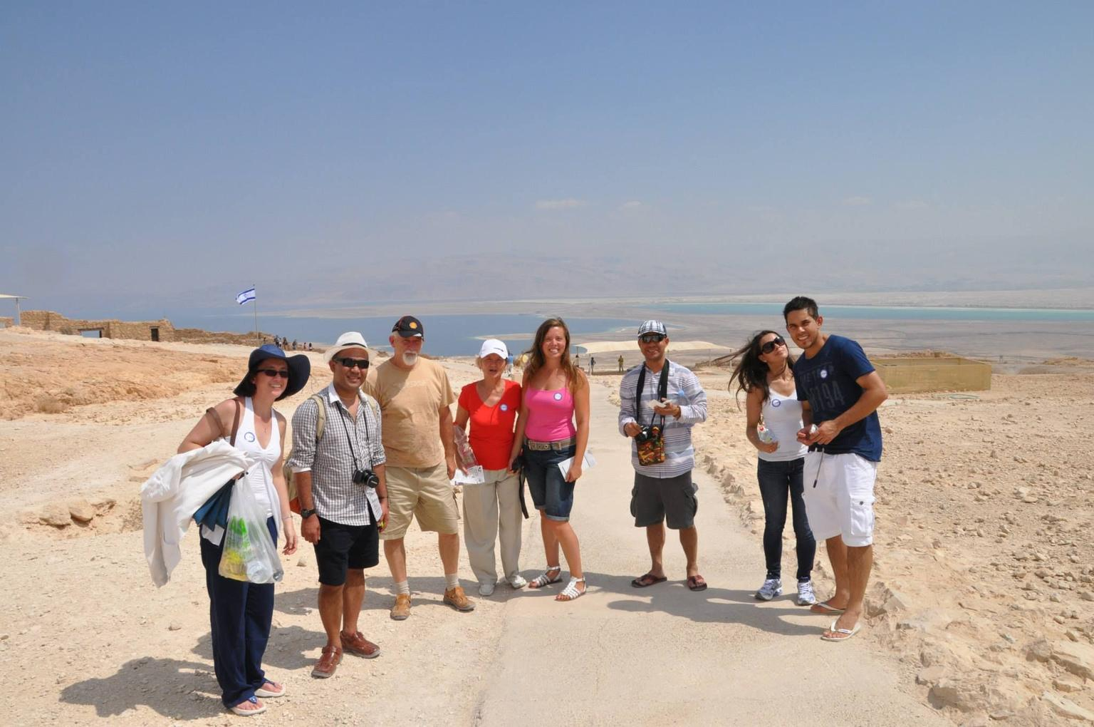MAIS FOTOS, Masada and the Dead Sea Day Trip from Jerusalem