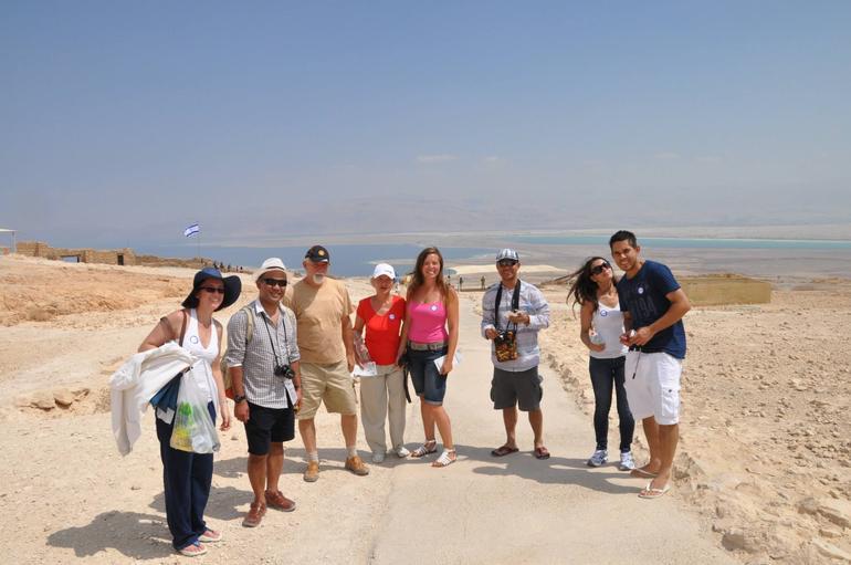 Masada - Tel Aviv