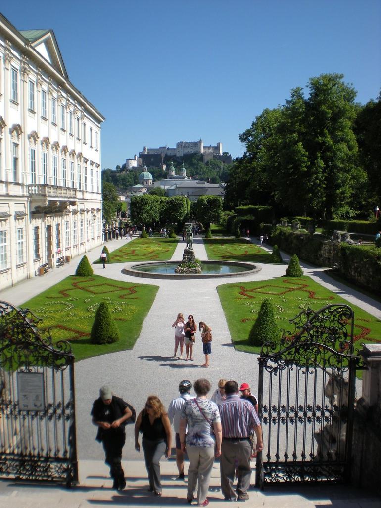 Mirabell Garden - Salzburg