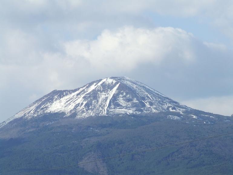 Mount Vesuvius - Rome