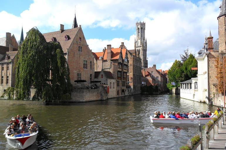 Paris to Bruges Day Trip - Paris