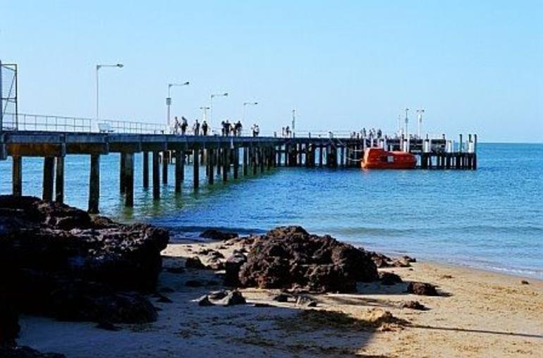 Pier - Melbourne