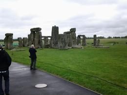 Nuestro grupo caminando alrededor del sitio arqueologico , MARIA E. V - May 2014