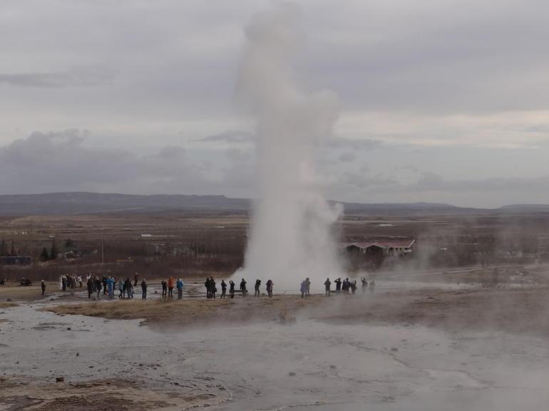Strokkur. - Reykjavik