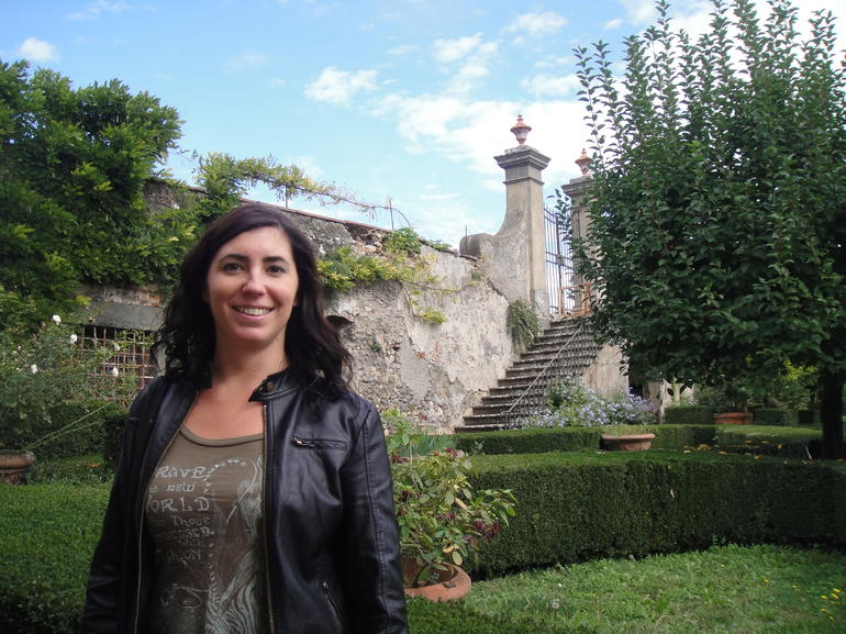 Vespa tour - Florence