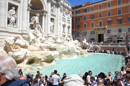 Trevi Fountain , klumley - June 2017
