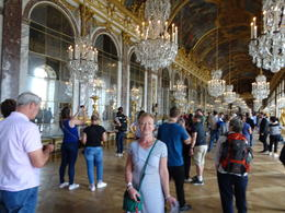 Lisa in the Hall of Mirrors , Lisa C - July 2017