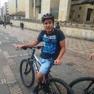 Recorrido en bicicleta por sitios de interés histórico y mercado de frutas de Bogotá, Bogota, COLOMBIA