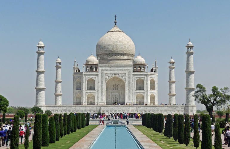 Delhi to Agra and Taj Mahal Private Day Trip by Express Train with Lunch photo 51
