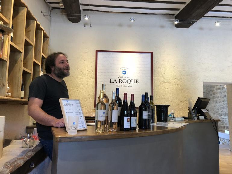 Pic Saint Loup Winetour & food