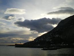 Town of Amalfi before leaving, Jeff B - November 2010