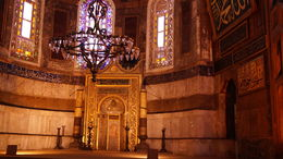 Inside AyaSophia , Riaz V - August 2015