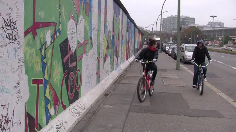 Berlin Bike Tour- Berlin Wall and Cold War - Berlin