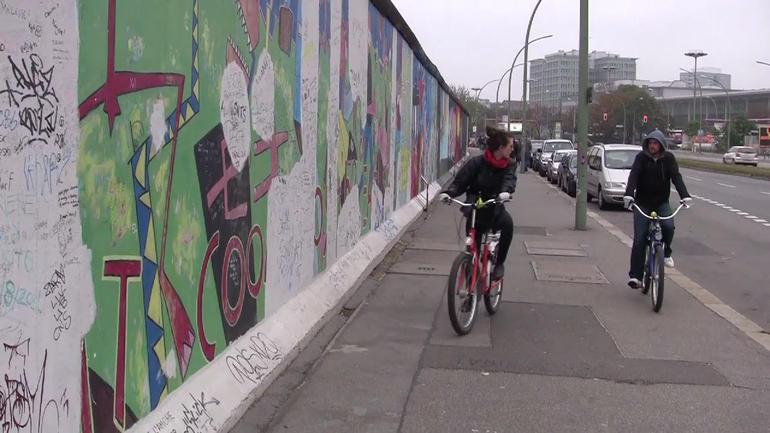 Berlin Bike Tour- Berlin Wall and Cold War - Berlin