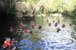 Cenotes , Melanie T - August 2016