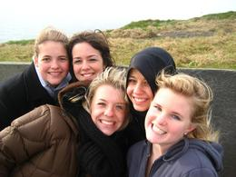 We had such a good time at the Cliffs of Moher!, Betsy B - February 2008