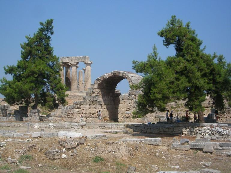Corinth - Athens