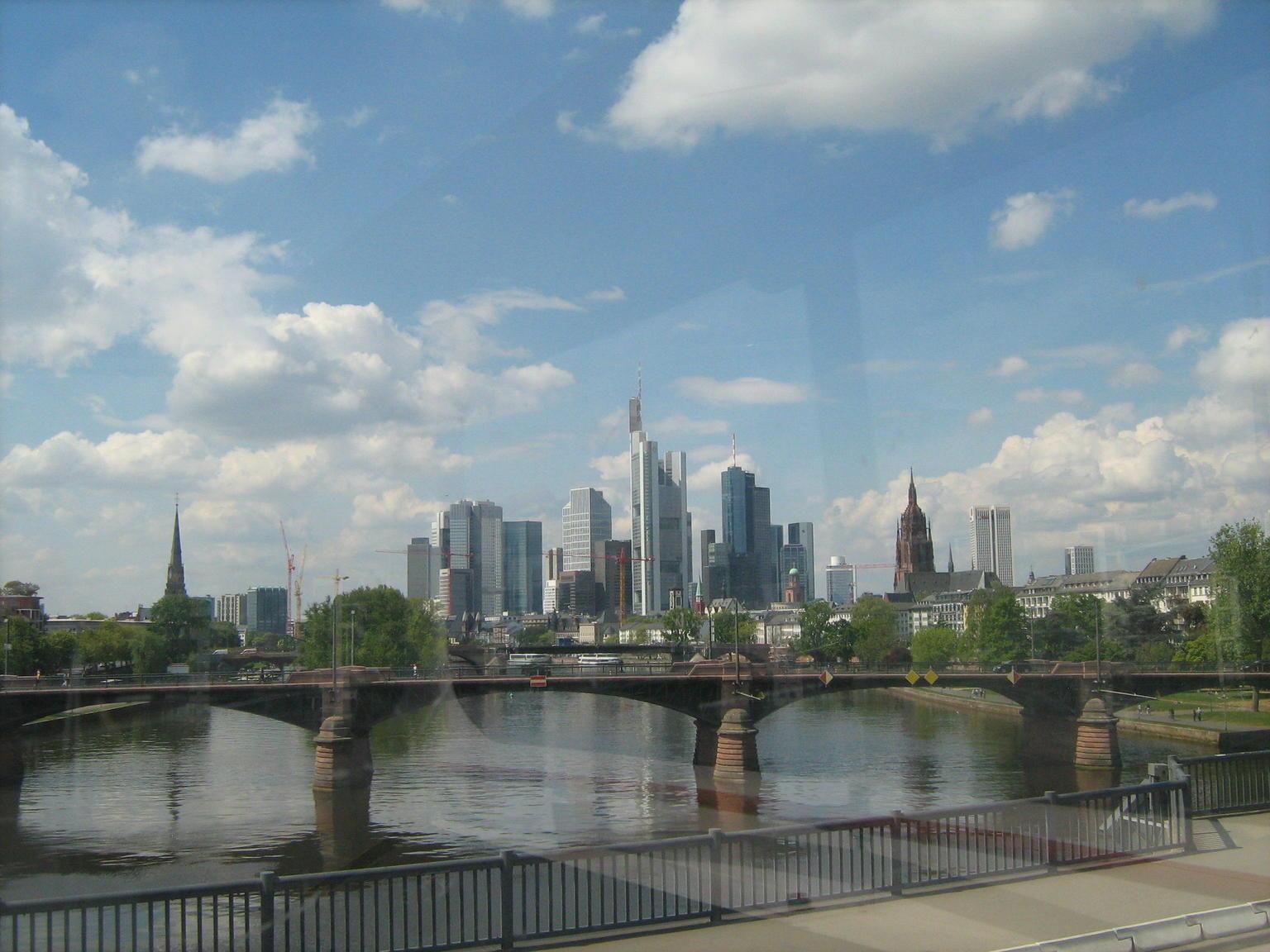MORE PHOTOS, 2-Hour Frankfurt City Tour by Open-Top Bus