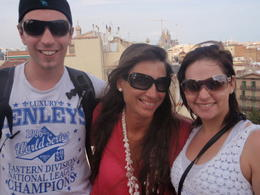 Us with our tour guide who was absolutely great!! , migalo - October 2012