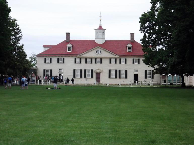 George Washington's Mt. Vernon - Washington DC