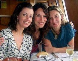Lunch cruise on Sydney Harbour - November 2008