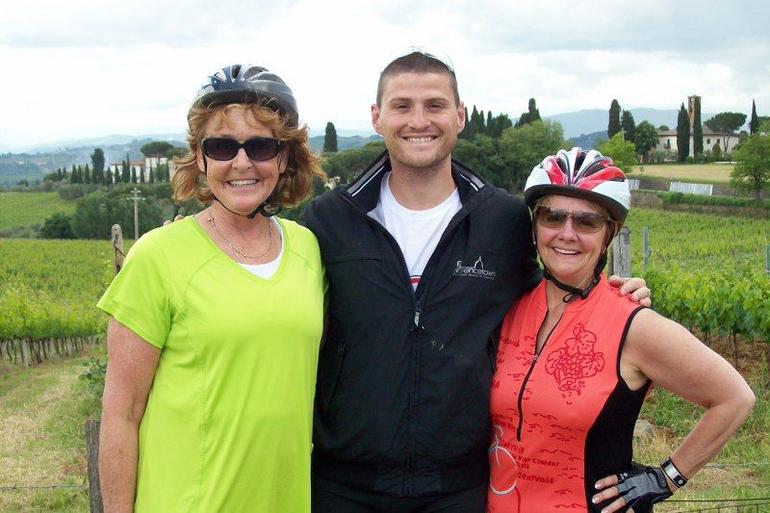 Tuscany Bike or E-Bike Tour from Florence with Tuscan lunch photo 25