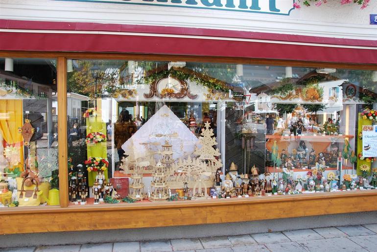 Kathe Wohlfahrt Store in Oberammergau - Munich