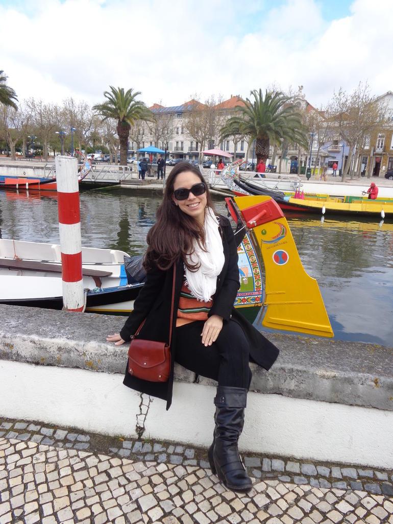 Porto: Aveiro Tour Including Moliceiro Cruise