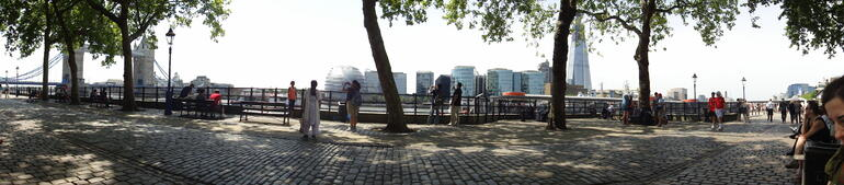 Panoramic London - London