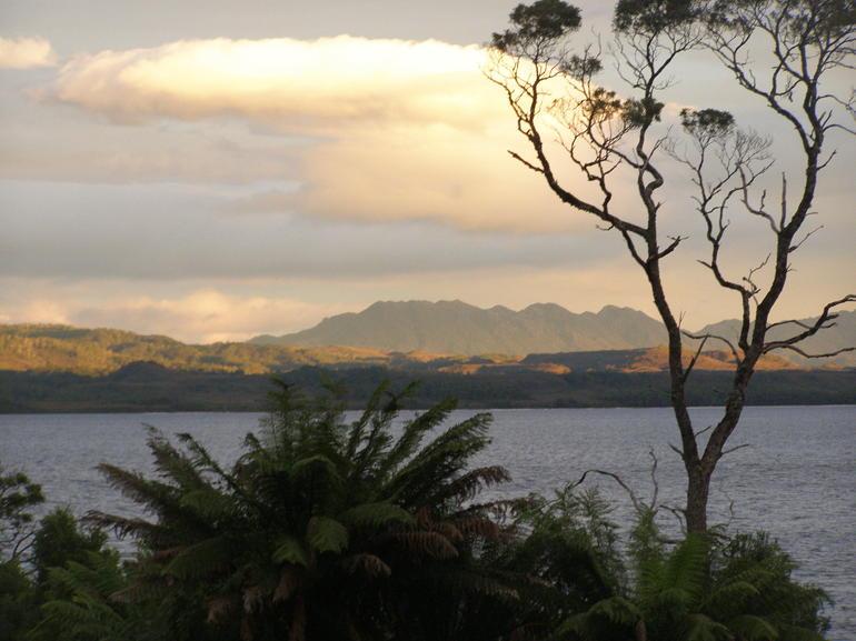 Setting Sun - Tasmania