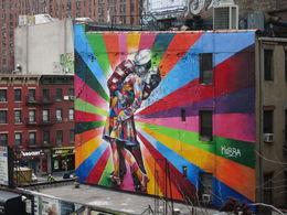 Street Art, Patricia P - July 2015