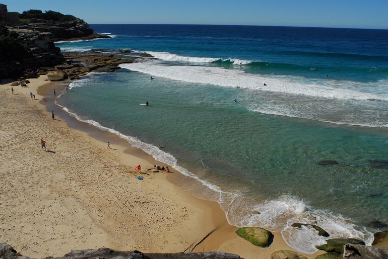 Tamarama Beach -