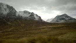 The three mountains in the Highland are called The Three Sisters. , Wais R - May 2016