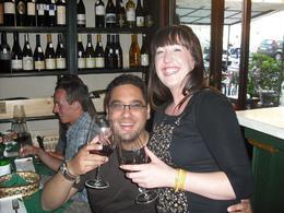 Cheers!, Frances - June 2010